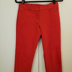 Express Editor Ankle Pant